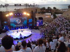 #Mega event 2 - June 24 2014 #Taglit #Birthright #Israel #Sachlav www.israelonthehouse.com