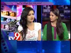 'Prema Ishq Kadal' team in Tv9 Studio