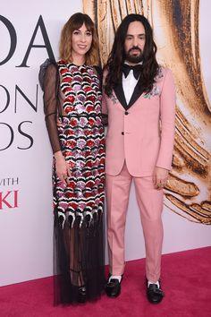 Gia Coppola et Alessandro Michele, lauréat du International Award