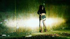 Kate Moss Showstudio