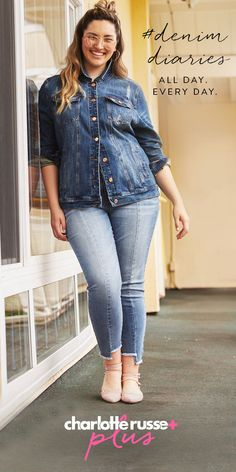 For all curves & shapes, we've got your denim right here.
