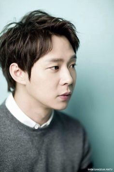 New Photo of Park Yoochun to be featured in Japanese Magazine KNTV Guide September issue