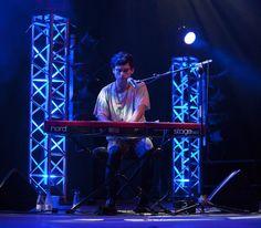 Chris Garneau  - BIME Live 2014
