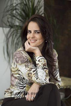 Paola Vintimilla, presentadora de TV y ex Reina de Quito, fue nuestra portada en el mes de febrero. En la entrevista nos contó lo maravilloso de tener 40 años de edad.