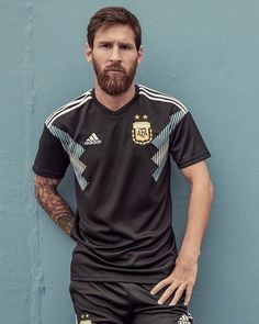 Most Beautiful Manchester United Wallpapers 2018 Adidas Argentina Soccer Jersey Away 18 Messi Argentina, Argentina Soccer, God Of Football, Best Football Team, Football Memes, Football Stuff, Lionel Messi Haircut, Real Madrid, Manchester United