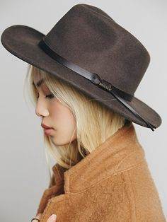 Scala Woolrich Rancher Hat at Free People Clothing Boutique