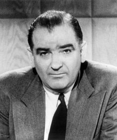 """McCarthyism is the practice of making accusations of subversion or treason without proper regard for evidence. It also means """"the practice of making unfair allegations or using unfair investigative techniques, especially in order to restrict dissent or political criticism."""""""