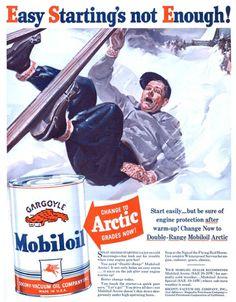 Mobiloil - 19401207 Post