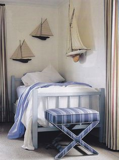 Nautical Theme Kids Room Design