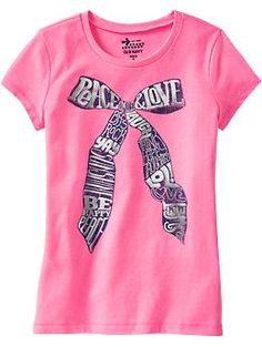 Girls Graphic Tees   Old Navy