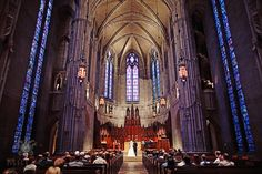 Heinz Chapel will be gorgeous! SO, SO excited!!!!!