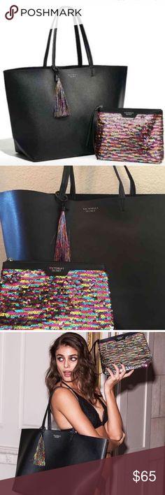 2016 victorias secret black friday bag and tote 2016 victorias secret black friday bag and tote brand new! Victoria's Secret Bags