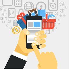 Qual é a estratégia para o m-commerce?   GRUPO DEPTCOM