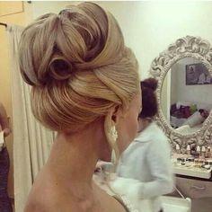 African American. Black Bride. Wedding Hair. Natural Hairstyles. Beautiful