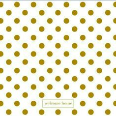 "Paper napkin from Welcome home. ""Dots"". Design 2015. www.welcomehome.no"