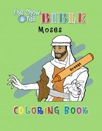 """check out the """"show and tell Bible"""""""