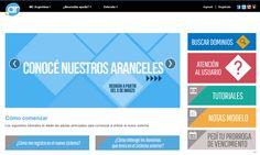 NIC.AR: Dejan de ser gratuitos los trámites de Registro/Renovación de Dominios Web [ARG]