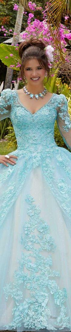 Aqua, Madeline Gardner, Elegant Lady, Shades Of Turquoise, Wonderland, Mint, Wedding Dresses, Beautiful, Fashion