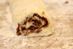 no yeast cinnemon rolls