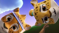 Seen from the Cheetah Chase episode of T. on Disney Junior Palace Pets, Mickey Mouse Clubhouse, Disney Junior, Kids Shows, Cheetah, Babys, Pikachu, Cute, Fictional Characters