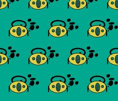 Visit my Spoonflower shop!! car1-ch-ch fabric by shy_bunny on Spoonflower - custom fabric