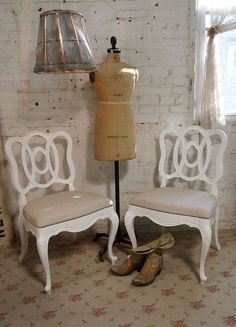 Painted Cottage Chic Shabby Romantic French by paintedcottages, $120.00