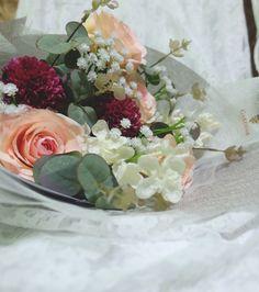#bouquet #garden #rose #engagement #love