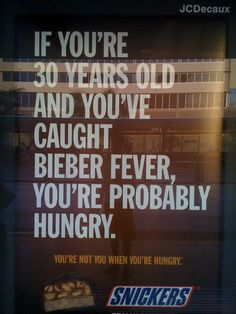 Alright, not really a photo of food, but I think this qualifies just by sheer humor. Snickers Ad, Clever Advertising, When Im Bored, Best Ads, Branding, Reasons To Smile, Do It Right, Just For Laughs, Funny Posts