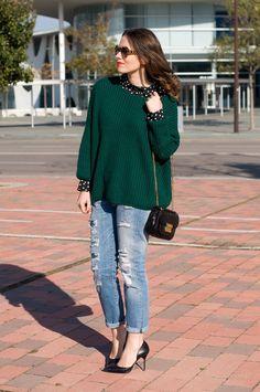 #fashion #fashionista @Macarena Ruiz Mackay gea  photo 2-boyfriend_jeans-street_style_zps4edd1044.jpg