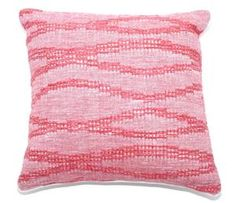 Moroccan Weave Pillow