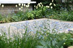 London Front Garden by garden designer Joanna Archer