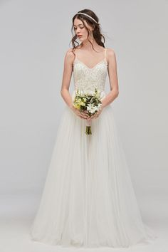 Willowby by Watters Fall 2017: A Subtle Ode to the Butterfly | TheKnot.com