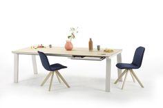 Eetkamertafel Drawer Table van Arco   Smellink Wonen + Design