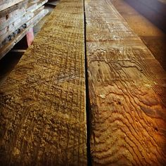 Our lumber warehouse is open to the public seven days a week. We sell the raw material to homeowners and contractors alike. Our inventory changes rapidly, so pl Patio Plans, Reclaimed Lumber, Raw Materials, Barn Wood, Hardwood Floors, Warehouse, Public, Home Decor, Raw Material
