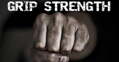 Increased Grip Strength equals bigger and better lifts!  Here are 5 ways to increase your grip strength…