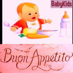 ♪ « Buon appetito » by « BABYKIDS » Buon ascolto !
