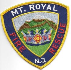 Mt-Royal-Fire-Rescue-New-Jersey-patch