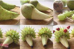 Çocuğunuz için meyve yemeyi eğlenceli hale getirin
