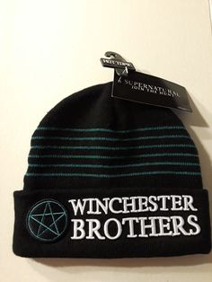 Supernatural Beanie  fashion  clothing  shoes  accessories   unisexclothingshoesaccs  unisexaccessories (ebay link) 335a2a8f85e9