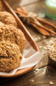 Low FODMAP Recipe and Gluten Free Recipe - Spiced oat cookies http://www.ibs-health.com/low_fodmap_spiced_oat_cookies.html
