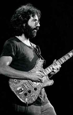 Jerry at Winterland October 1974