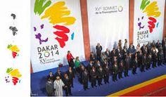 XVème Sommet de la Francophonie - Dakar 2014.