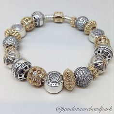 Pandora bracelet                                                                                                                                                      More