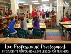 Accountable Talk-Live Professional Development. Watch a short video of my students using accountable talk.