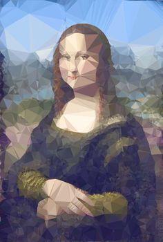 da vinci Mona Lisa 2.0