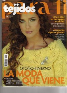 PARA TI - Otoño - inv.2006 - Jimena Rodriguez - Picasa-verkkoalbumit