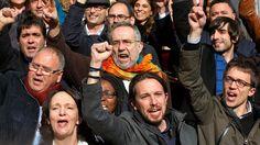 La diputada por Toledo y vicepresidenta cuarta del Congreso, Gloria Elizo; e Irene Montero son dos de las diputadas de Podemos que más cobran de la Cámara Baja.