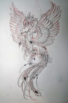 29 Amazing Phoenix Tattoo Ideas You Will Enjoy - Tattoo Ideen - Color Photo Pint., - 29 Amazing Phoenix Tattoo Ideas You Will Enjoy – Tattoo Ideen – Color Photo Pint…, - Future Tattoos, New Tattoos, Body Art Tattoos, Small Tattoos, Sleeve Tattoos, Tattoo Sleeves, Life Tattoos, Form Tattoo, Shape Tattoo