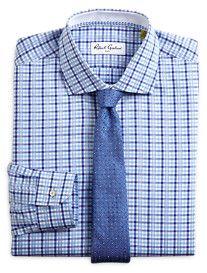 Robert Graham® Darren Check Dress Shirt