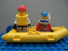 Lego search and rescue.